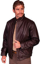 Scully Zip Front Leather Jacket 977 (Men's)