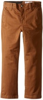 Volcom Frickin Slim Chino Pants (Toddler/Little Kids)