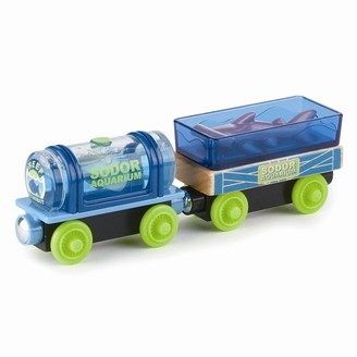Thomas & Friends Wooden Railway Fisher-Price Thomas & Friends Wood Aquarium Cars
