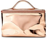 Forever 21 Faux Patent Leather Makeup Bag