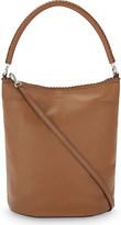 Max Mara Deer leather bucket bag