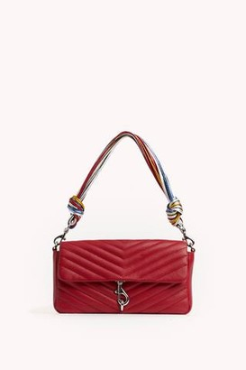 Rebecca Minkoff Edie Baguette with Cording Strap