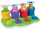 Toysmith Pop Up Forest Friends Musical Activity Toy
