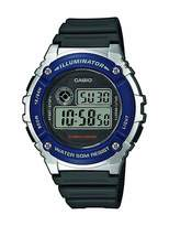 Casio Collection Unisex Adults Watch W-216H-1AVEF