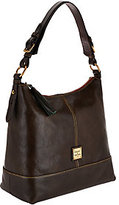 Dooney & Bourke As Is Toledo Leather Sophie Hobo