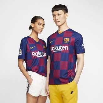 Nike Soccer Jersey FC Barcelona 2019/20 Stadium Home