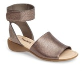 The Flexx Women's 'Beglad' Leather Ankle Strap Sandal