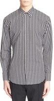 DSQUARED2 Men's 'Barbwire' Extra Trim Fit Print Sport Shirt