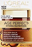 L'Oreal Age Perfect Hydra-Nutrition Golden Balm, 1.7 fl. oz.(Packaging May Vary)