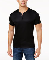 Alfani Men's Henley T-Shirt, Created for Macy's