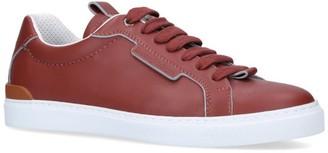 Ermenegildo Zegna Suede Ferrara Sneakers