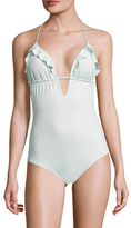 Eberjey So Solid Waverly One Piece Swimsuit
