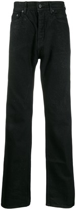 Rick Owens Relaxed Cotton Jeans