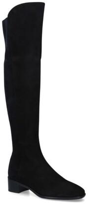Stuart Weitzman Suede Tia Over-The-Knee Boots