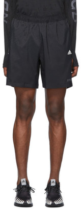 adidas Black Neighborhood Edition Running Shorts