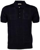 Paolo Pecora Perforated Polo Shirt