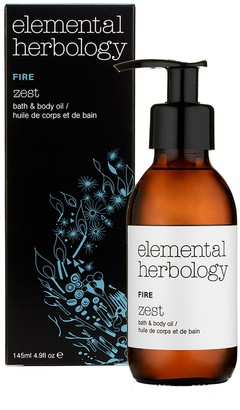 Elemental Herbology Fire Zest Bath & Body Oil