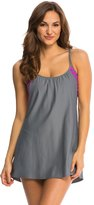 Next Barre to Beach Double Cover Tank Dress 8136231