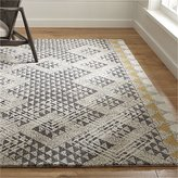 Crate & Barrel Thea Wool Rug