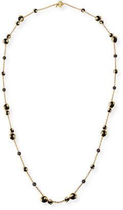 Black Diamond Marina B 18k Black Onyx & Necklace