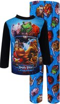AME Star Wars Angry Birds Boys Blue Pajamas