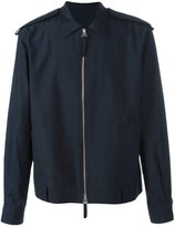 E. Tautz bluson jacket - men - Silk/Cotton/Wool - S