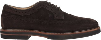 Tod's Tods Perforated Derby Shoes