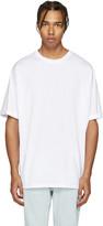 Helmut Lang White Oversized T-Shirt