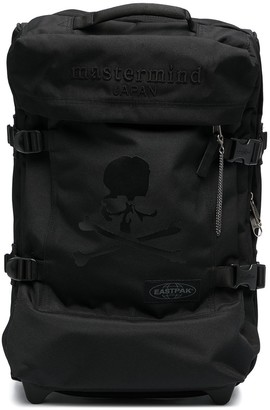 Eastpak Skull Print Travel Bag