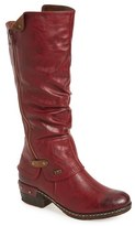 Rieker Antistress Women's 'Bernadette 55' Slightly Slouchy All Weather Boot