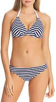 Freya Drift Away Underwire Stripe Bikini Top