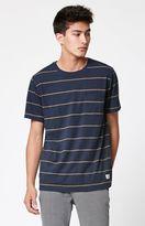 Modern Amusement Boyd Micro Dot Striped Pocket T-Shirt