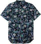 Quiksilver Men's Turbo Dots Short Sleeve Shirt 8135270