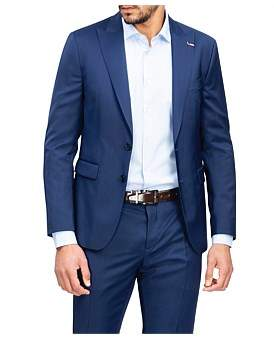 Tommy Hilfiger Wool Slim Suit Separate Blazer