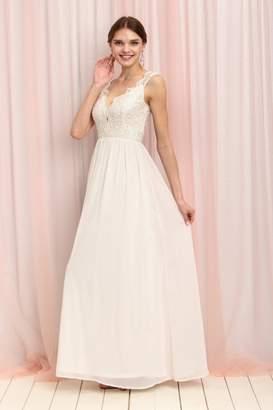 Soieblu Ivory Maxi Dress