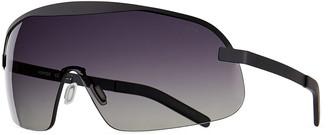Illesteva Hopper Gradient Shield Sunglasses