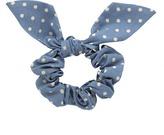 Cath Kidston Mini Dot Fabric Bow Hair Tie