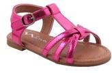 Nina Toddler Girl's Lidia Cross Strap Sandal