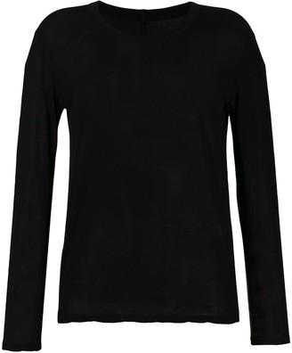 Zucca longsleeved T-shirt