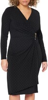 Thumbnail for your product : Gina Bacconi Women's Studded Jersey Dress Cocktail