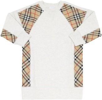 Burberry Cotton Sweater Dress