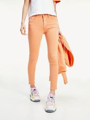 Tommy Hilfiger Sylvia High Rise Super Skinny Jeans