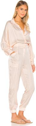 Young Fabulous & Broke Young, Fabulous & Broke x REVOLVE Louie Jumpsuit. - size L (also