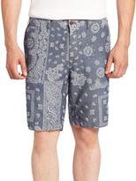 Polo Ralph Lauren Slim-Fit Paisley Shorts