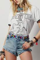 Free People Elliot Embroidered Short