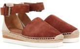 See by Chloe Suede espadrille sandals