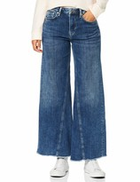 Pepe Jeans Women's Hailey 7/8 Flared Jeans