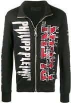 Philipp Plein logo track jacket
