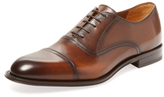 Antonio Maurizi Cap-Toe Leather Oxford