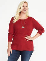 Old Navy Classic Semi-Fitted Crew-Neck Sweater